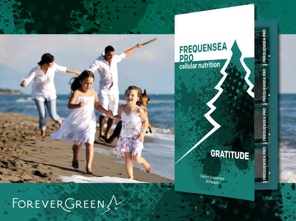 Forevergreen frequensea pro all in one nutrition com new